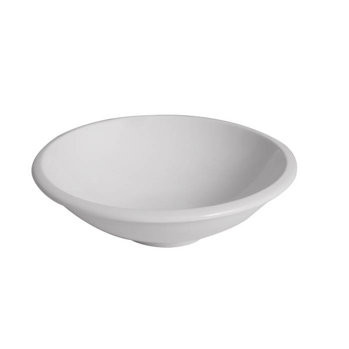 Salad / Cereal Bowl With Narrow Rim