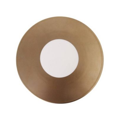 Round Flat-Surface Show Plate