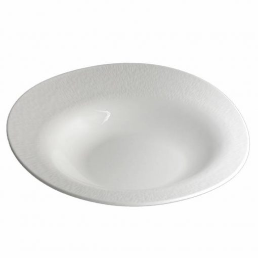 Soup Plate With Rim