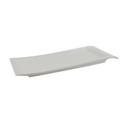 Wavy Oblong Plate