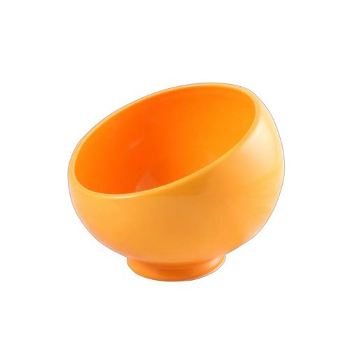 Tapered Spherical Bowl