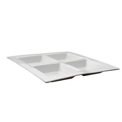 4 Compartment Tray