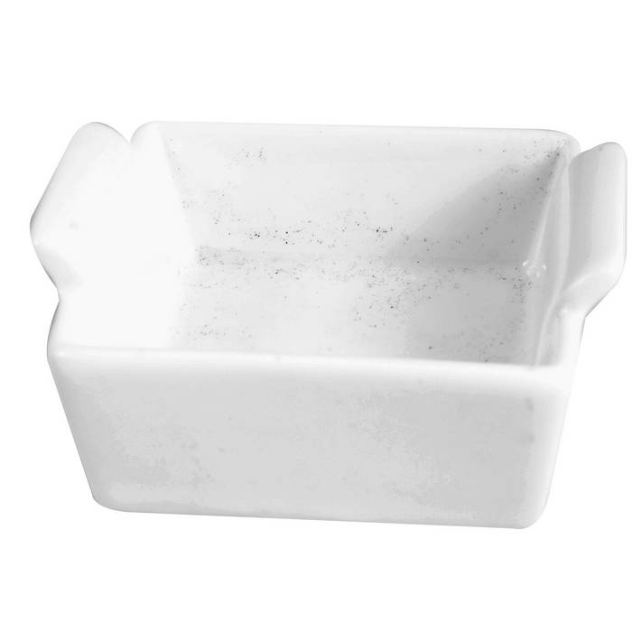 Mini Square Dish With Handle