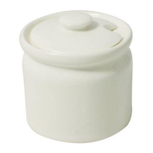 Sugar Pot With Lid