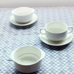Common Saucer For #02001-09 / #02002-10 / #02003-11 / #04002-08